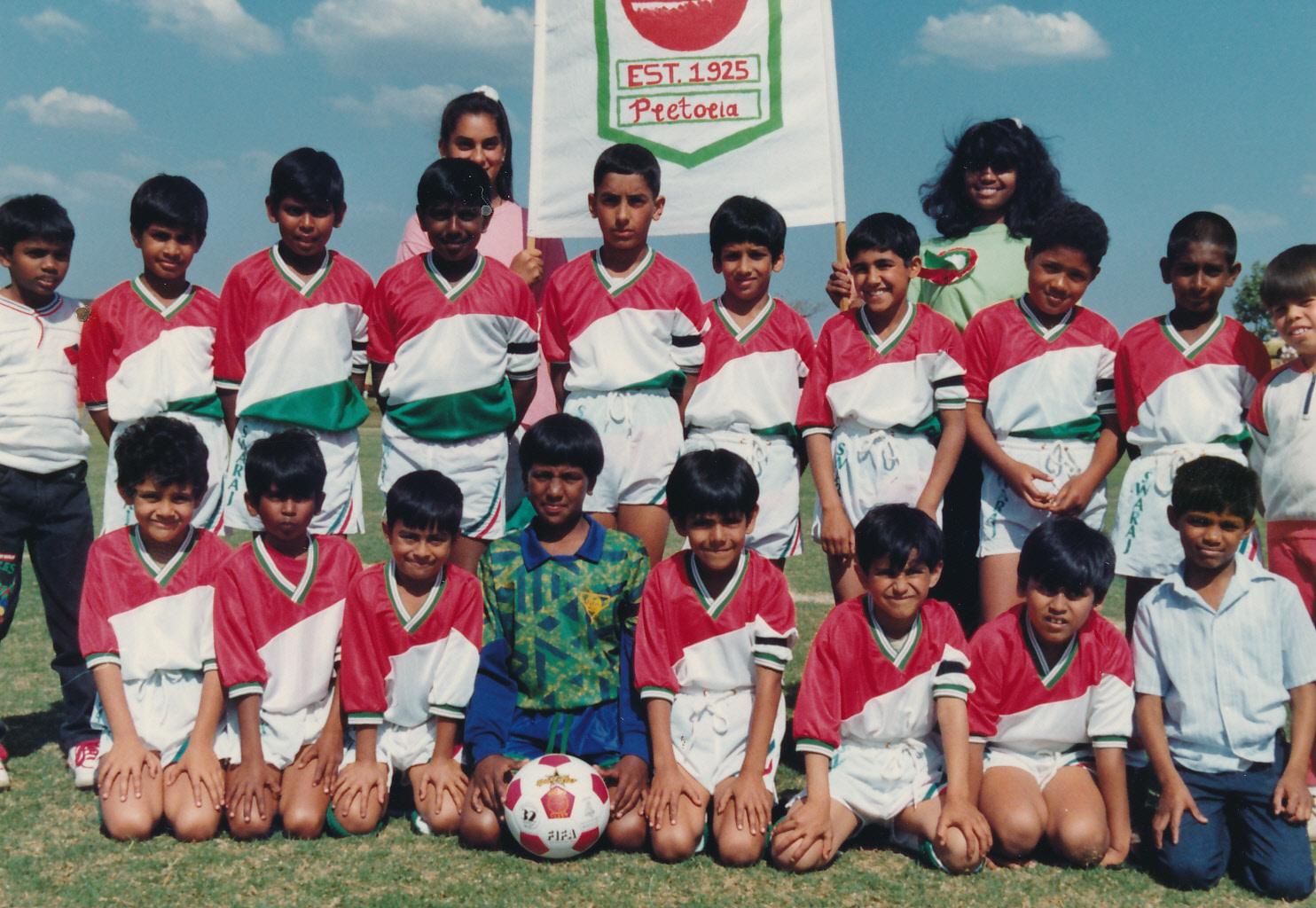 Swaraj Juniors 1980's