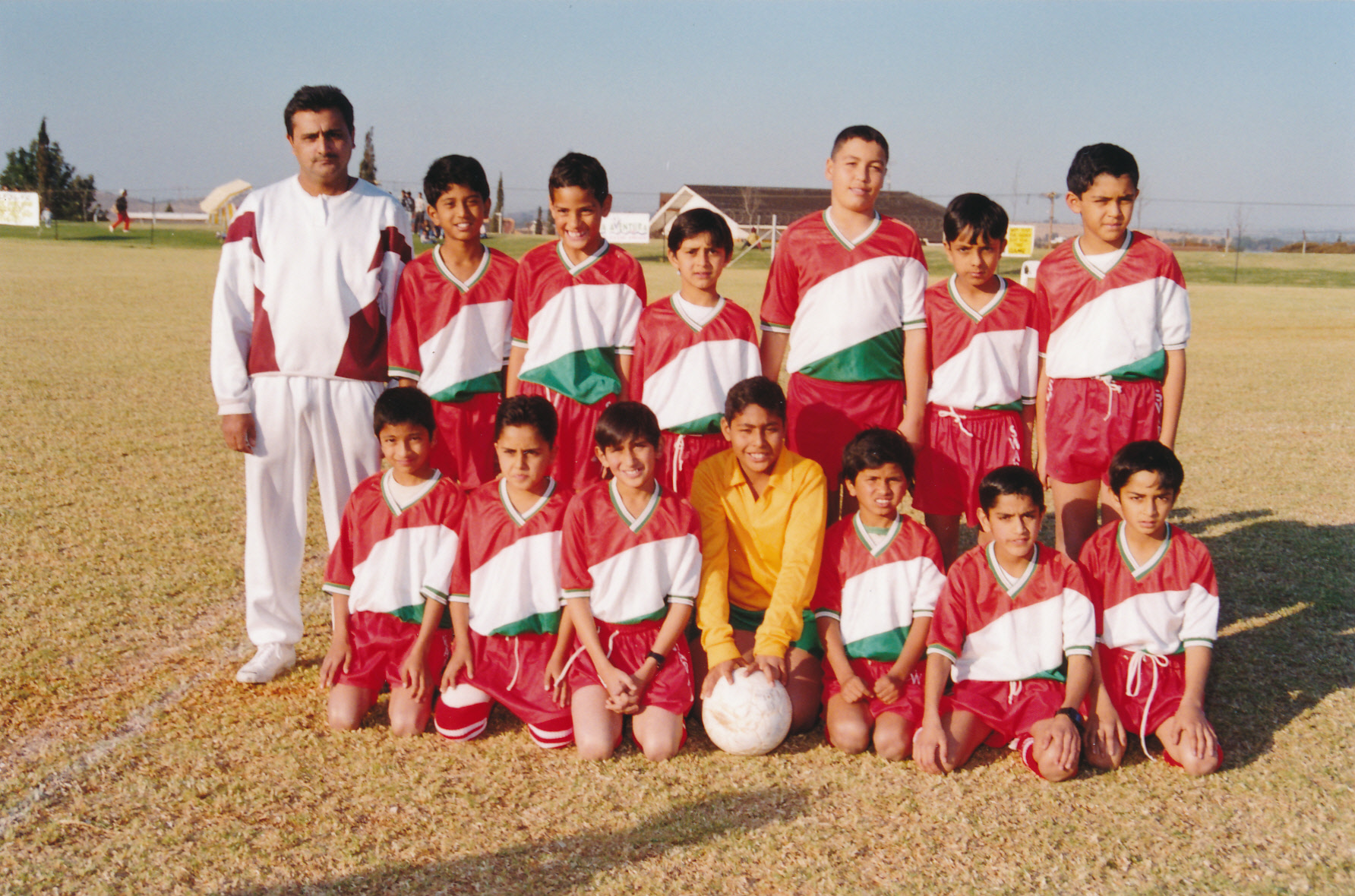 Swaraj Juniors 1990's