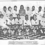 Young Eagles League Champs 1973