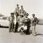 Delfos 1958 Tour of Durban